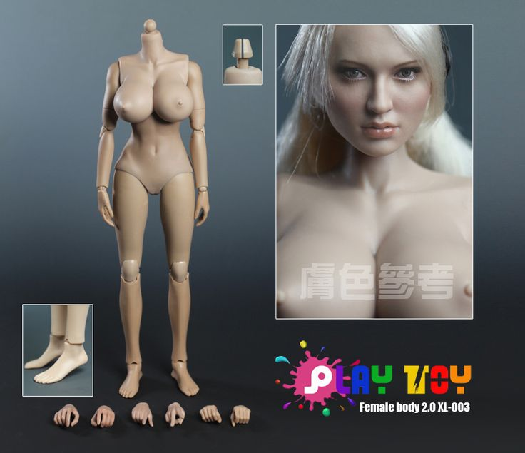 from Ezequiel play toy female body
