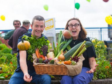 110 community food-growing projects win GIY Get Ireland Growing Fund grants