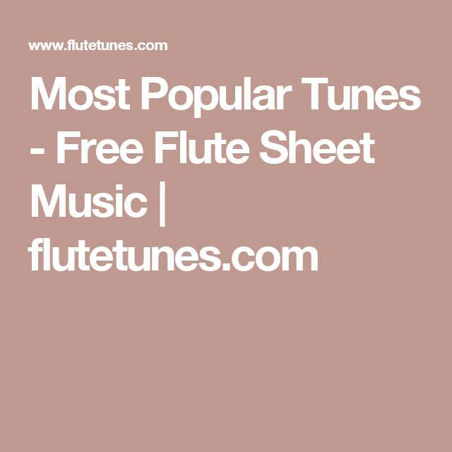 Best 25 Disney Sheet Music Ideas On Pinterest: Best 25+ Free Flute Sheet Music Ideas On Pinterest