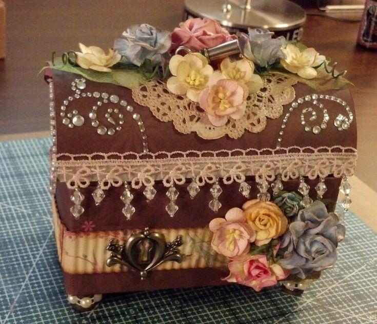 New Treasure chest - Scrapbook.com