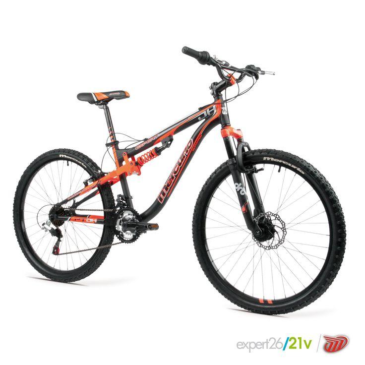 Bicicletas Mercurio Modelo Expert 26 DH/doble suspensión #bikes #bicicletas #bicicletasmercurio   https://www.facebook.com/BicicletasMercurio