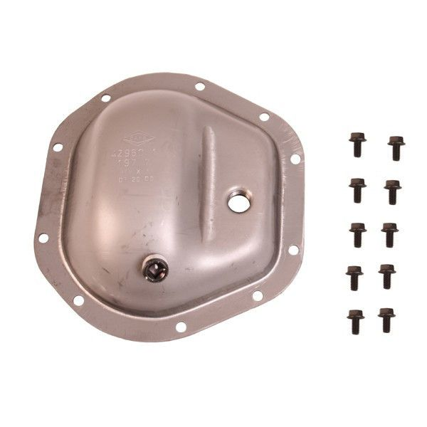 Differential Cover, for Dana 44; 72-11 Jeep Models