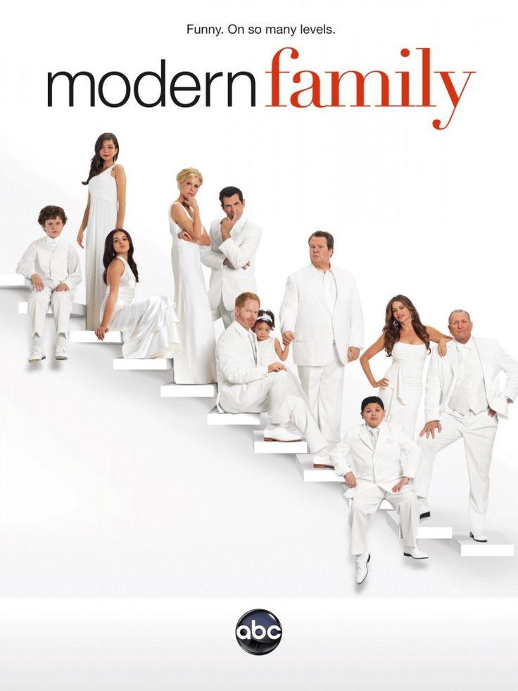 Modern Family, pour moi LA série dont je ne peux me lasser, un humour