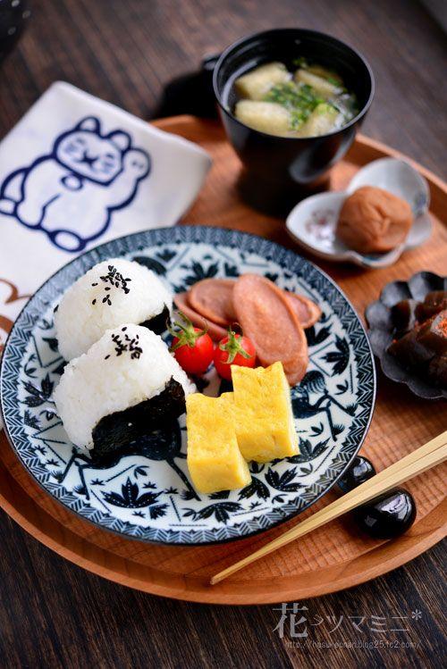 おにぎり おばんざい - Rice ball lunch