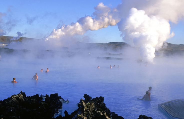 Blue Lagoon Iceland geothermal spa resortBuckets Lists, Geothermal Spa, Favorite Places, Blue Lagoon Iceland, Bluelagoon, Lagoon Geothermal, Travel, Iceland Blue, Hot Spring