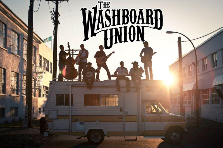 The Washboard Union + Carousels :: March 16th :: Lucky Bar