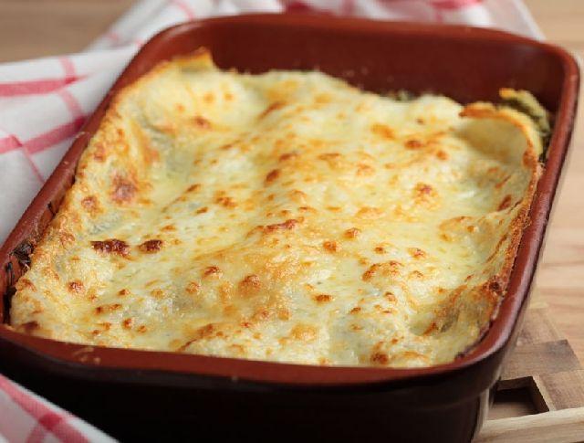 Mascarponés-gombás lasagne Recept képpel - Mindmegette.hu - Receptek