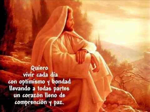 ORACION DE AGRADECIMIENTO - Gracias Señor -- enricoac6.wmv