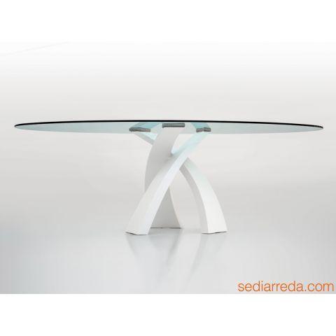 Oltre 25 fantastiche idee su Tavolo ovale vetro su Pinterest ...