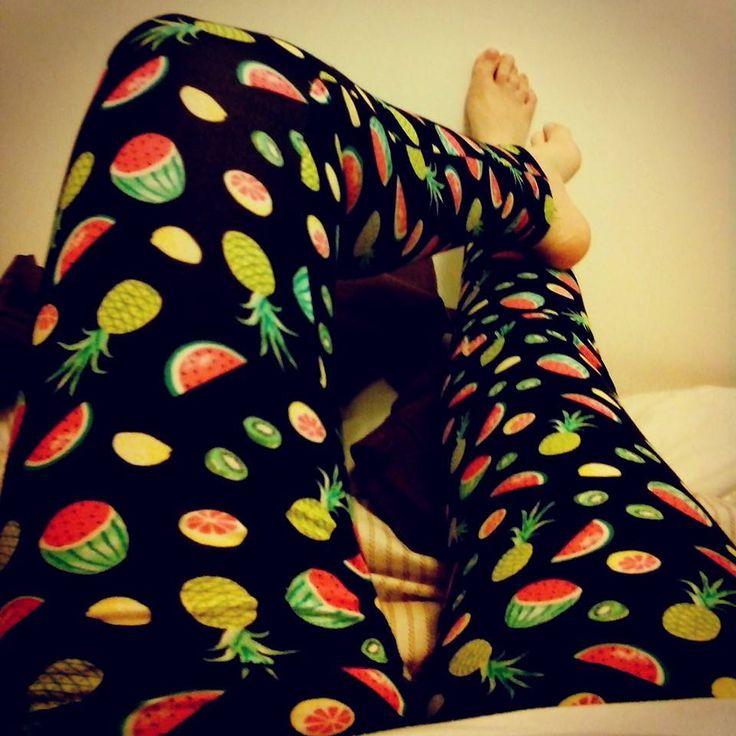 calzas frutas