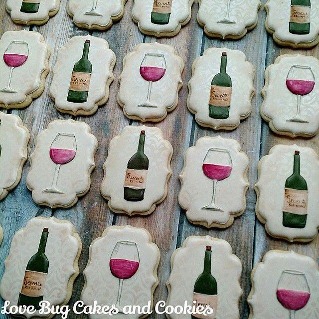 recipe: wine sugar cookies [24]