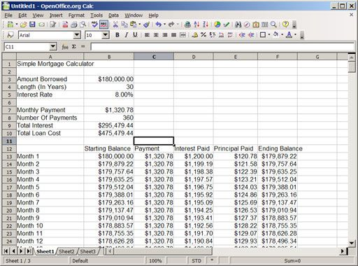 The 25+ best Regular savings accounts ideas on Pinterest Dave - excel mortgage calculator