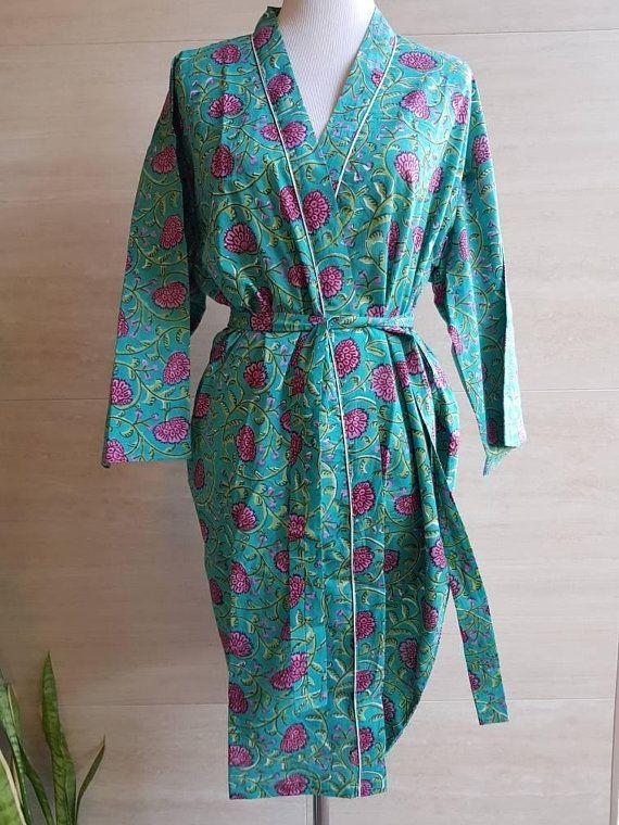 Check out this item in my Etsy shop https://www.etsy.com/au/listing/586567314/cotton-robe-kimono-wedding-bridesmaid