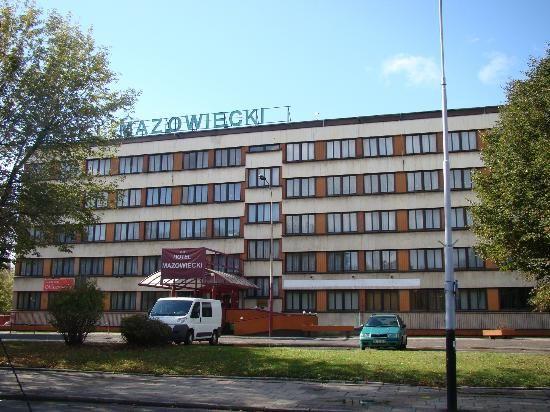 """Tomaszów Maz. Hotel """"Mazowiecki"""""""