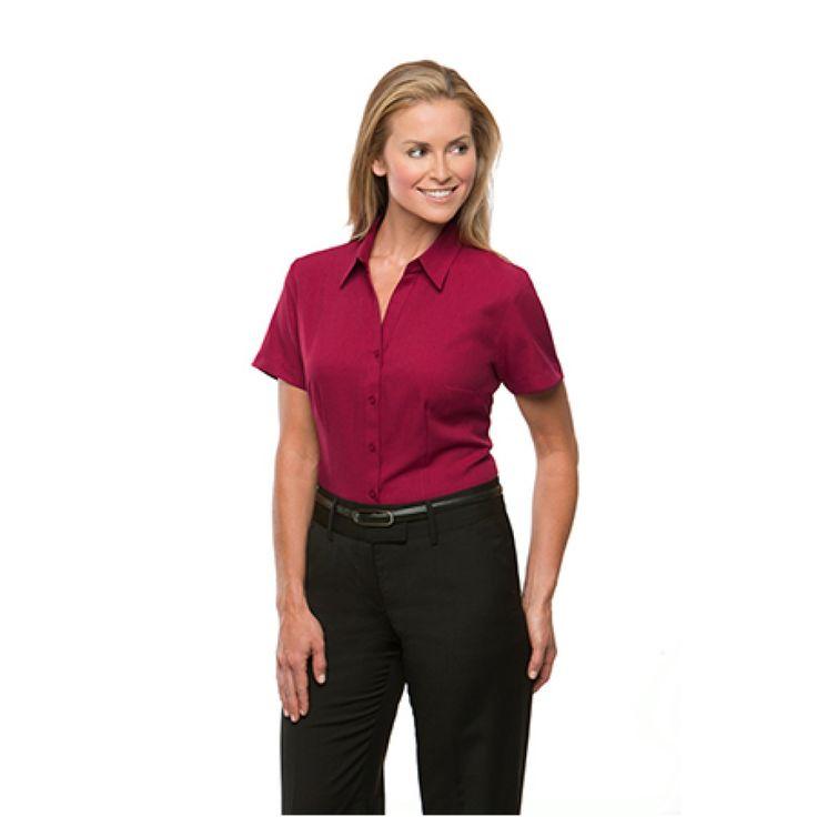 City Collection Ezylin Short Sleeve Shirt – 2146