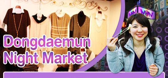 how to go dongdaemun market