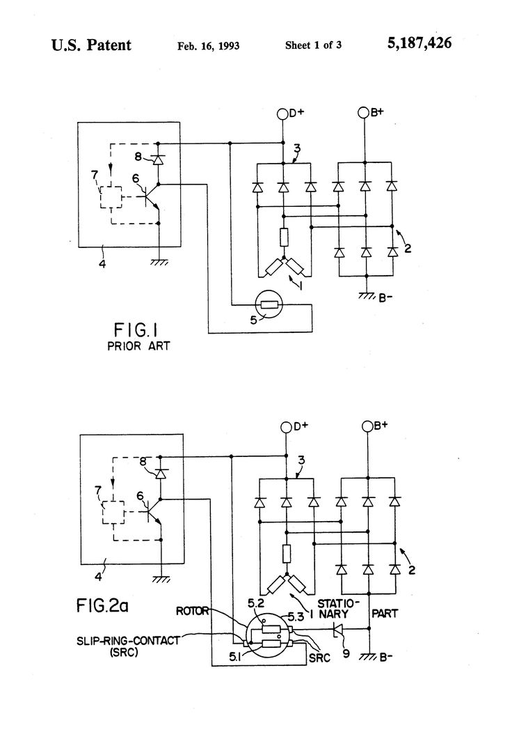 Inspirational Brush Alternator Wiring Diagram #diagrams #