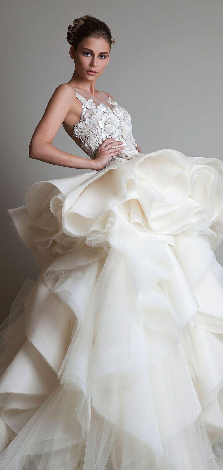 "Krikor Jabotian - Couture - ""Closure"", F/W 2013-2014"