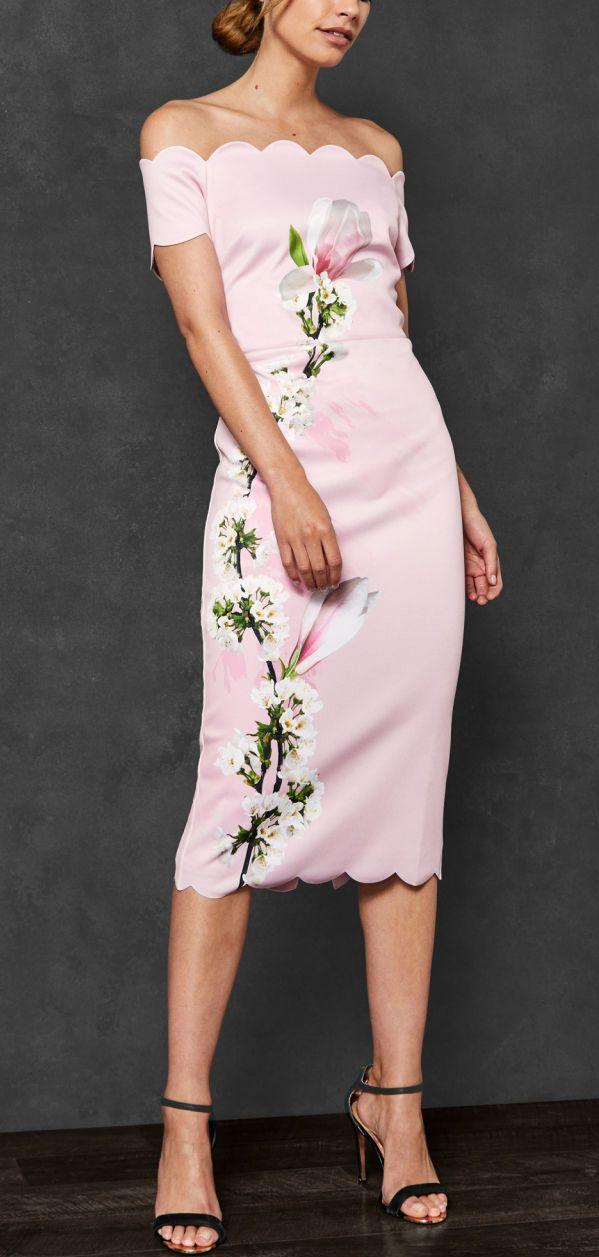 6363d3d2fb650 Kentucky Derby Oaks Day Dress. Kentucky Oaks Dress. Lillies for the Fillies  Dress. Pastel Pink Floral Lillies Dress. Become the epitome of elegance in  a ...