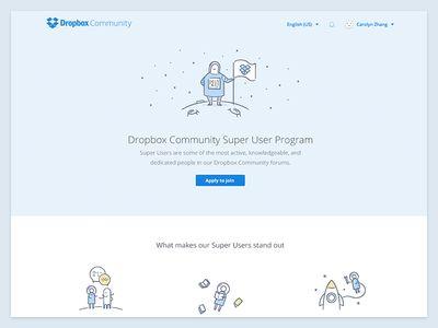Dropbox Community : Super Users