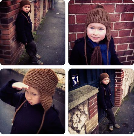 tuto bonnet 6-8 ans