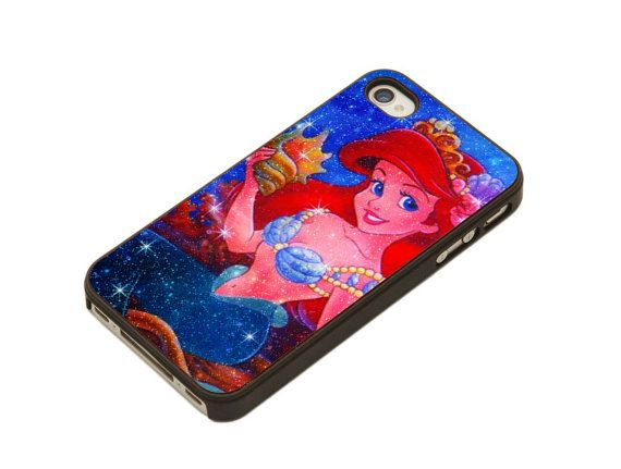 The little mermaid Ariel iPhone 44s5 Samsung Galaxy by mosaiccase, $15.55