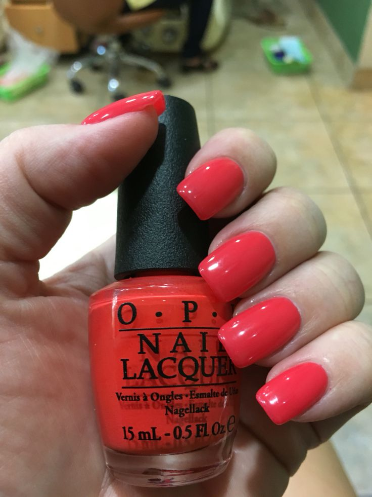 OPI A Good Mandarin Is Hard To Find!