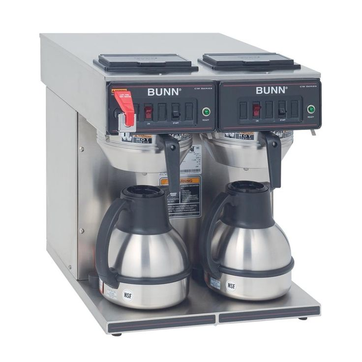 Bunn coffee maker CWTF Dual TC Thermal Carafe