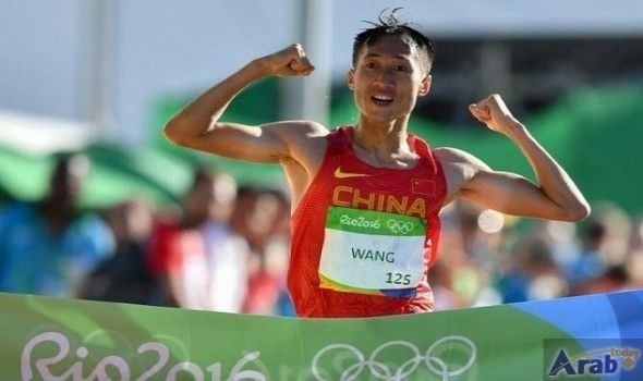 Olympic champion race walker Wang Zhen eyes…