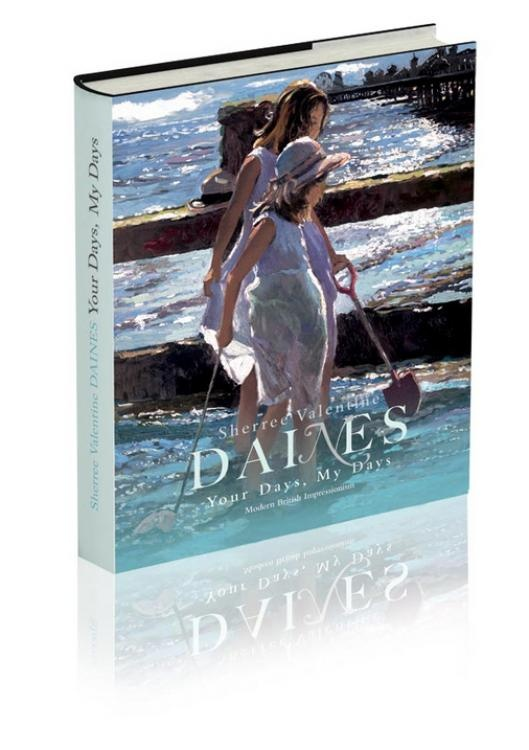 240 page book dedicated to the one of Britain's top impressionism artists, Sherree Valentine Daines. www.artworx.co.uk
