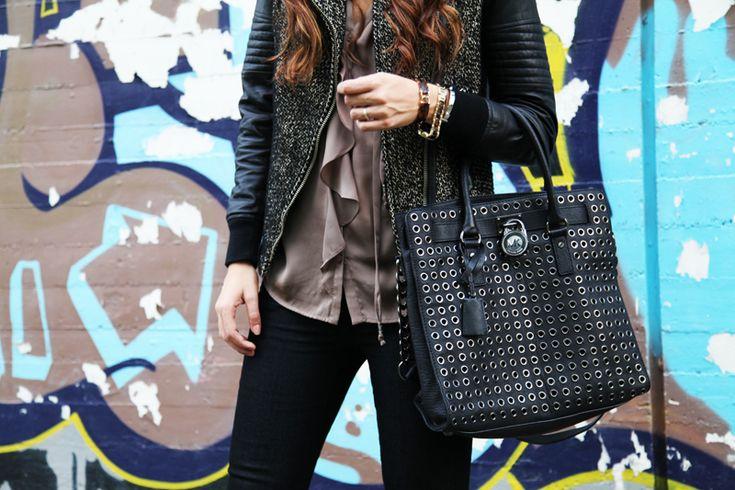 dettagli moda #michaelkors #bag  www.ireneccloset.com