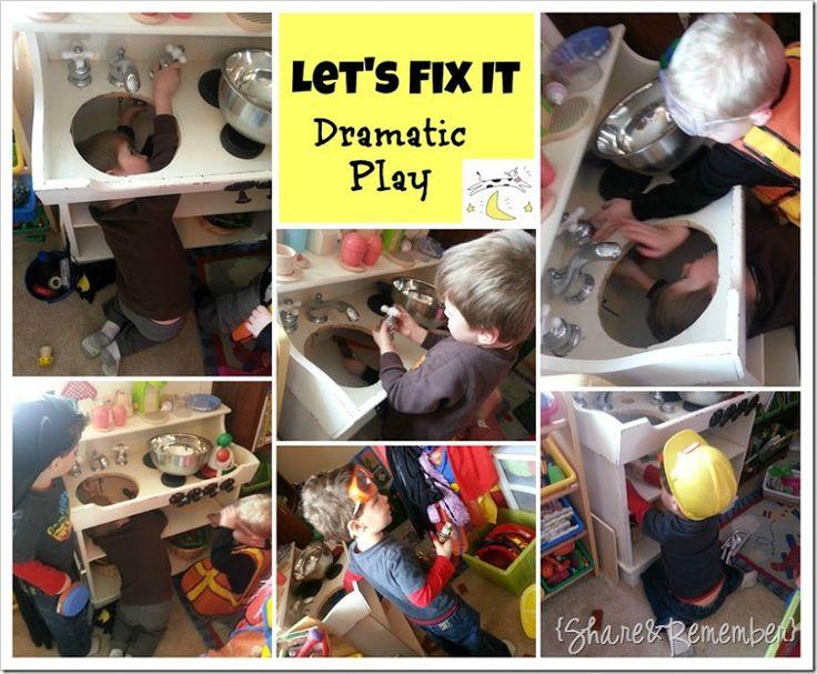 dramatic play ideas | Imaginative Play / Drama Center ...