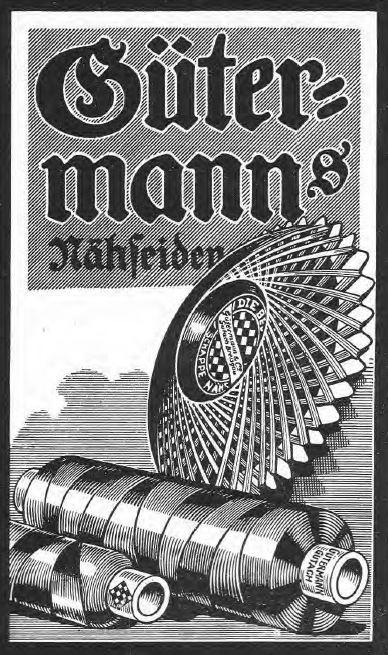 old ad - Gutermann
