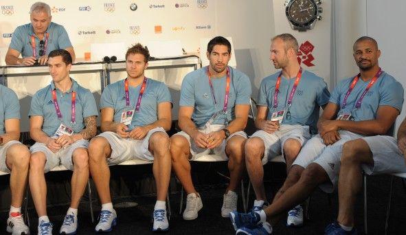Le handball en scène - L'équipe de France Olympique aux JO de Londres 2012