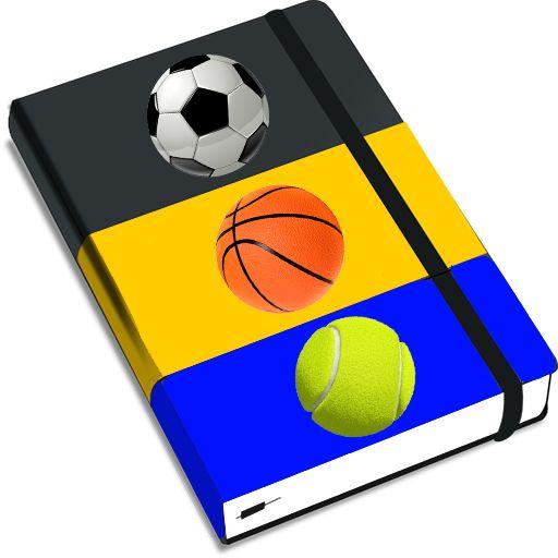 Calendario deportivo de la semana. Fútbol, Baloncesto, Tenis, ... No te pierdas ningún evento deportivo. Con notificaciones !! .. Filtros ..... y mucho más ..