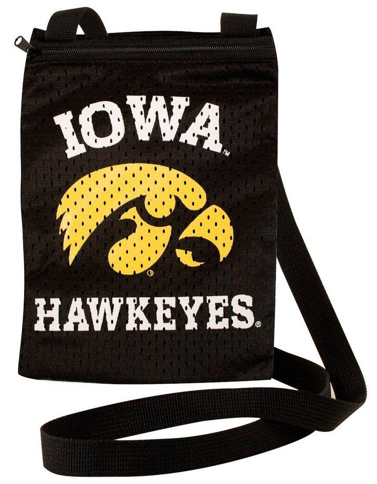 Iowa Hawkeyes Game Day Pouch