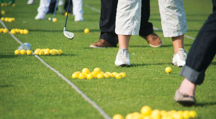 Former pro golfer Anya Alvarez offers advice for dealing with harassment on the golf range.