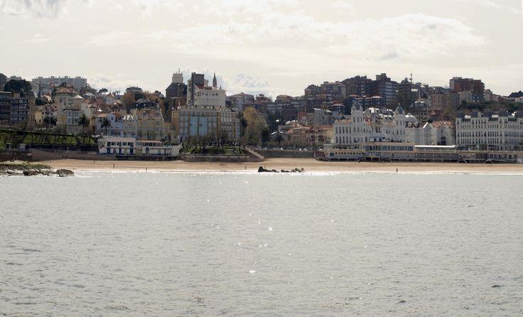 el casino desde el mar