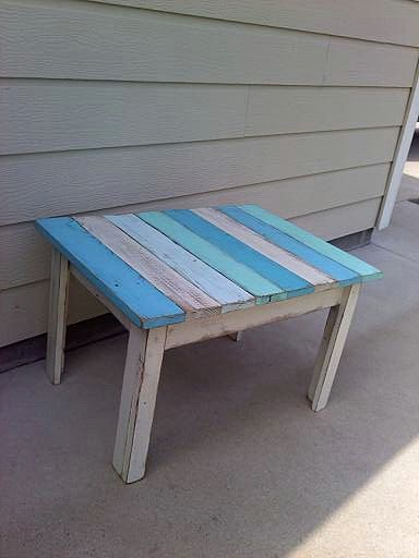 Hey, I found this really awesome Etsy listing at https://www.etsy.com/listing/152480391/primitive-rustic-turquoise-beach-style