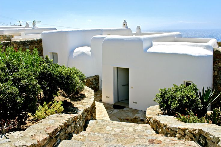 "Your next vacation in our ""Villa Aurora"" - Mykonos, Greece. You can rent it ! #luxury #villa #rent #holidays #greece #vacances #grece #alouer #aroomwithaview"