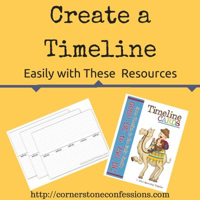 Create a Timeline Easily with These Resources
