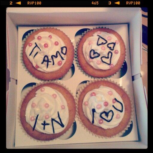 Cupcake san Valentino ❤