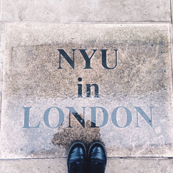 #NYU #London | From the Pacific Ocean to the steps of #NYULondon in the space of 24 hours