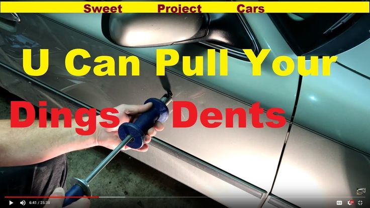 77 best toyota previa 91 97 images on pinterest toyota previa how to remove simple door dings dents for diyers youtube fandeluxe Gallery