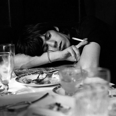 Keith Richards by Terry O' Neill