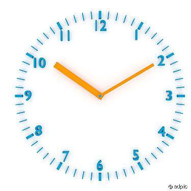 """Hier finden Sie online Übungen zum Thema """"Uhrzeit"""": - - - - - - -"""