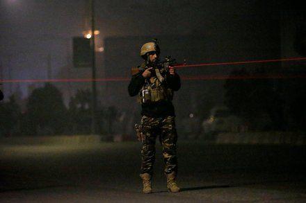 In Kabul Gunmen Storm Intercontinental Hotel