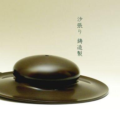 京仏具 砂張 妙鉢 鋳造仕上  Instagram / sekizaki_kyoto