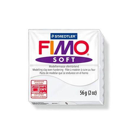 Pâte à modeler Fimo soft   DeSerres