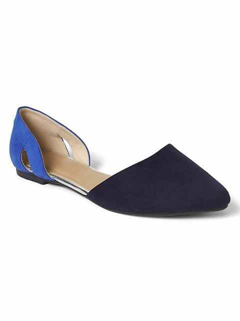 Women: Accessories & Socks | Gap - another option for a flat summer shoe
